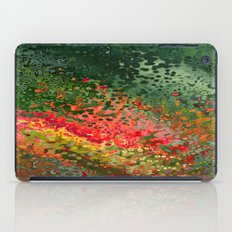 Iris Splatter iPad Case