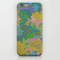 iPhone & iPod Case featuring Vintage Floral by Aimee St Hill