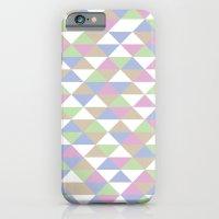 Triangle Pattern #3 iPhone 6 Slim Case