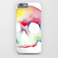 Skull #3 iPhone 6 Slim Case