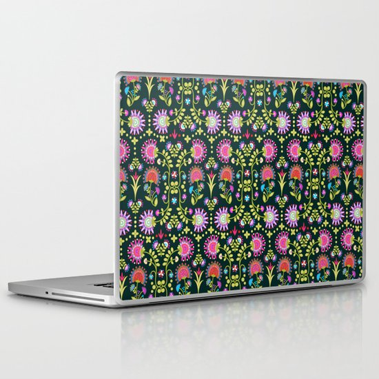 Folkloric 1 Laptop & iPad Skin