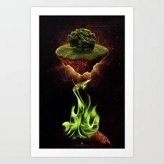 NuEden Art Print