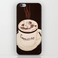 Cappuccino iPhone & iPod Skin