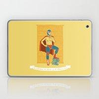 Lucha Library Laptop & iPad Skin