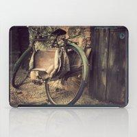 bicicleta iPad Case