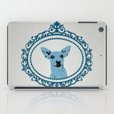 Aristocratic Mini Pinscher iPad Case