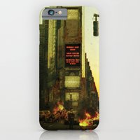 iPhone & iPod Case featuring Deep Infection by Steve McGhee