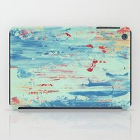 A Bit of Red iPad Case