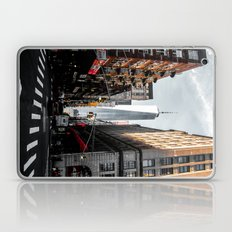Lower Manhattan One WTC Laptop & iPad Skin