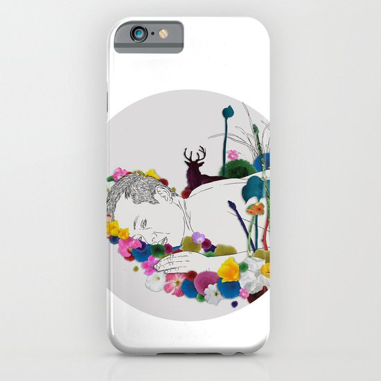 Flower Funeral iPhone & iPod Case