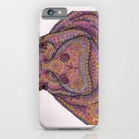 Hippie-Potamus (Pink) iPhone 6 Slim Case