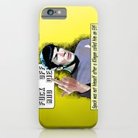 iPhone & iPod Case featuring Spock.... by PsychoBudgie