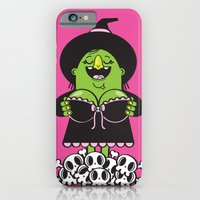 iPhone & iPod Case featuring Boobies Trap by Tratinchica