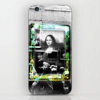 Mona iPhone & iPod Skin