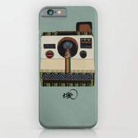 iPhone & iPod Case featuring scout by Börg