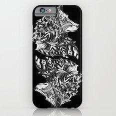 Wolf Profile iPhone 6 Slim Case