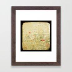 This Time Framed Art Print