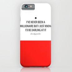 Kate Spade - Millionaire iPhone 6 Slim Case