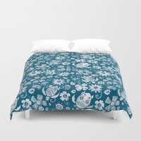 Summer Spirit No.2 Duvet Cover