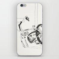 V. Come Back iPhone & iPod Skin