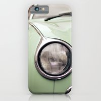 iPhone & iPod Case featuring The green car by Nina's clicks