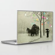 Christmas Day Laptop & iPad Skin