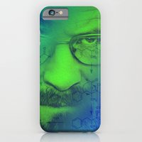 breaking bad iPhone & iPod Cases featuring Breaking Bad by Scar Design