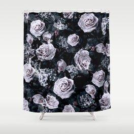 Shower Curtain - Dark Love - RIZA PEKER