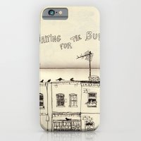 Waiting  for the Bus - serie II iPhone 6 Slim Case