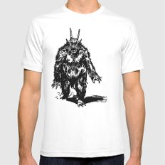 La Créature/The Creature Mens Fitted Tee SMALL White