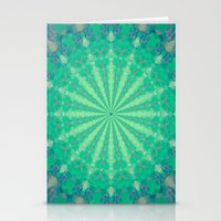 Subtle Distortion Stationery Cards