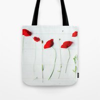 Poppies. Tote Bag