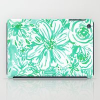 AQUA BIG SUNSHINE iPad Case