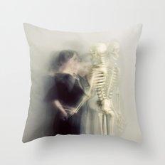 The Dance Throw Pillow