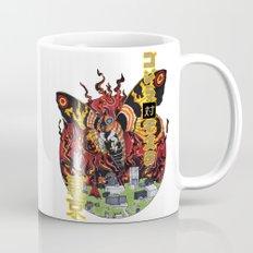 Monster VS Monster Mug