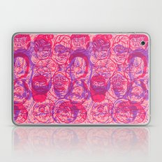 Overlapping Buds Laptop & iPad Skin