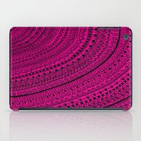 Hot Pink Pulse o4. iPad Case