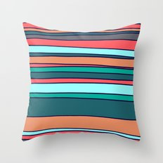 Halcyon Days Throw Pillow