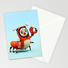 Dead Fish Stationery Cards