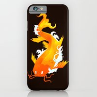 iPhone & iPod Case featuring Carp II by Yetiland