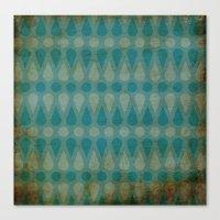 Pattern Ten Canvas Print
