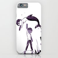 iPhone & iPod Case featuring Free Haru by Blue