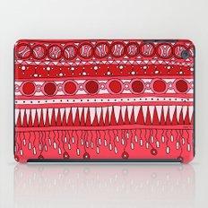 Yzor pattern 007-3 pink iPad Case