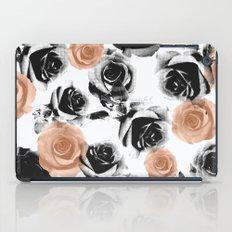pixel rose iPad Case