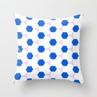Van Pelt Pattern Throw Pillow