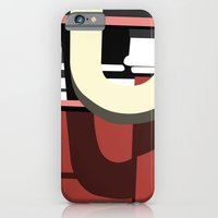 OUS Type Print iPhone 6 Slim Case