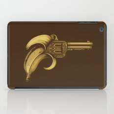 Banana Gun iPad Case