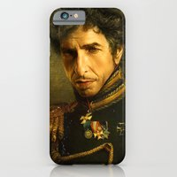 iPhone & iPod Case featuring Bob Dylan - replaceface by replaceface