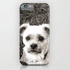 Fudge black and white Slim Case iPhone 6s