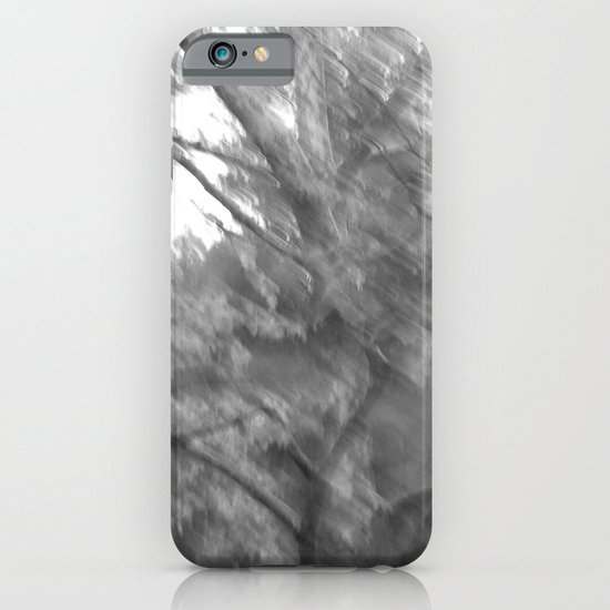 Treeage I - BW iPhone & iPod Case